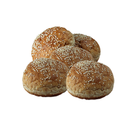 Wheat Bran Bun (68 gr/ pcs)